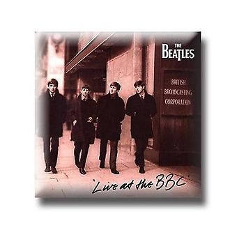 The Beatles Live at the BBC Album new Official Metal Pin badge
