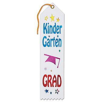 Cinta premio kindergarten grad (pack de 6)