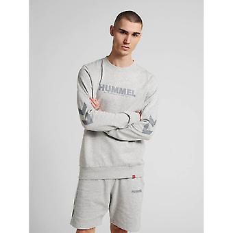 hummel Legacy Sweatshirt - Grey Melange