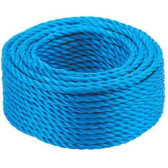 Draper 11673 30M x 6mm Polypropylene Rope