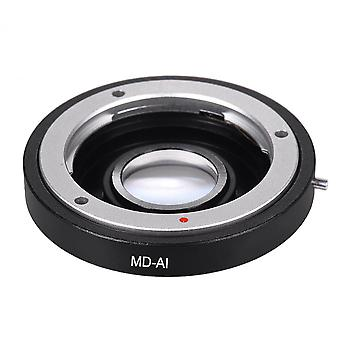 Mnd md-nikon lens adapter ring compatible with nikon cameras