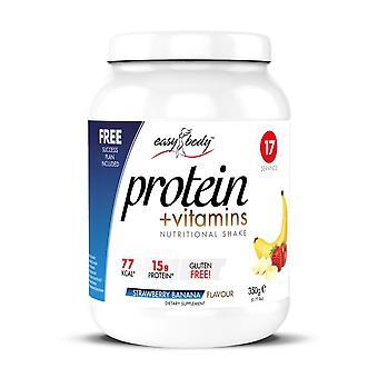 Helppo kehon proteiinijauhe ruokavalioon ja laihtumiseen - 350g