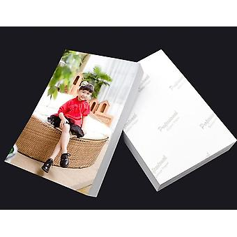 Photo Paper 3r 4r 5r A4 A6 100 Sheets For Inkjet Printer