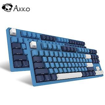 qwert Keyboard Type C Wired Mechanical Keyboard