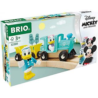 Brio 32260 Brio Disney Mickey & Amigos - Donald &Daisy Duck Train