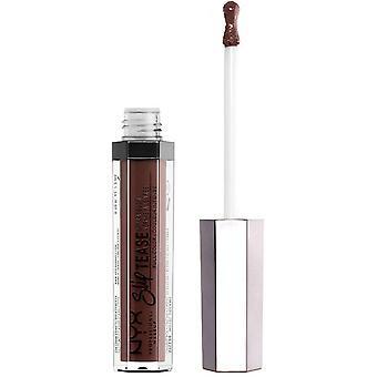 NYX PROFESSIONELE MAKE-UP Slip Plagen Full Color Lip Lak, Shady 15