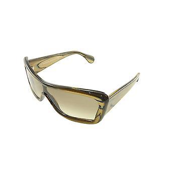 John Galliano Nouvelles lunettes de soleil Cadre JG04 033P Acétate Light Brown Italie
