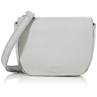 Bree Justine 1 - Women's crossbody bag, 4.5 x 15.5 x 11 cm, Grey (Stone),4.5x15.5x11 cm (B x H x T)