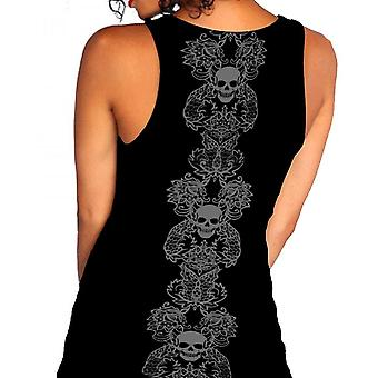 Anne Stokes - ONLY LOVE REMAINS womens vest top