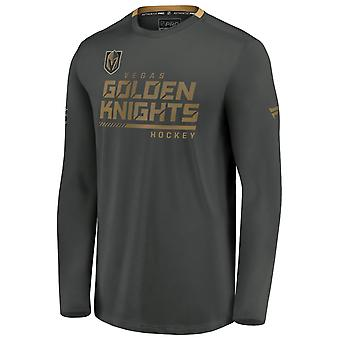Vegas Golden Knights Authentic Performance Longsleeve