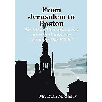 From Jerusalem to Boston