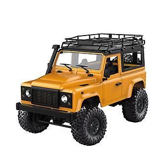 1Set 2 نوع نموذج d90 1:12 مقياس RC الزاحف سيارة 2.4g 4wd ألعاب شاحنة التحكم عن بعد غير مجمعة عدة المدافع بيك اب