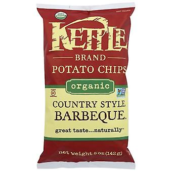 Kettle Foods Chip Pto Country Style Bb, Case of 15 X 5 Oz
