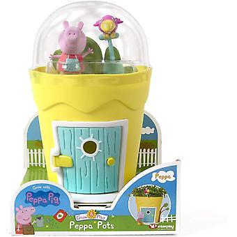 Peppa Pig PP101 Pots Peppa Kids' Animal & Insect Habitat Kits, Multi