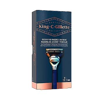 Handmatig scheermes King C Gillette Shave & Edging Blue