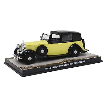 Rolls Royce Phantom III in Yellow/Black