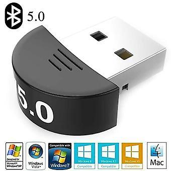 USB 5.0 Bluetooth adapter vezeték nélküli Dongle receiver asztali laptop PC számítógép W