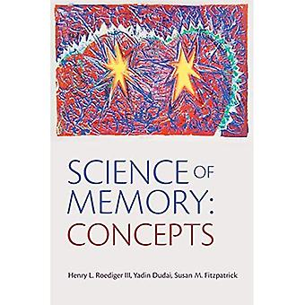 Science of Memory: Concepts