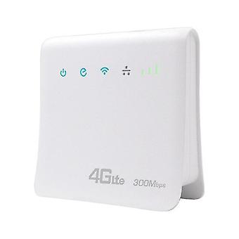 300Mbps WiFi ルータ 4G LTE CPE モバイル ルータサポート SIM カード ポータブル ワイヤレス ルータ