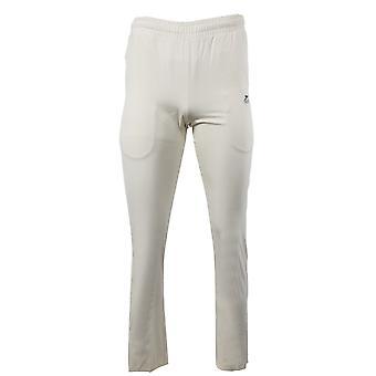 Slazenger Mens Aero Cricket Pantaloni pantaloni elastice talie sport de jos
