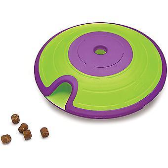 Pet Vzdělávací hračky krmítka Létající talíře