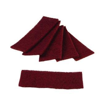10 x حزمة من الملابس نظافة أنابيب النحاس السباكين لحام أداة التنظيف