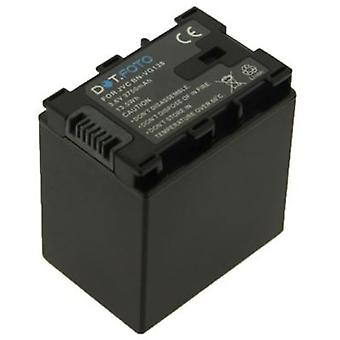 Dot.Foto JVC BN-VG138 sostituzione della batteria - 3, 6V / 3750mAh