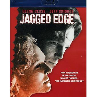 Jagged Edge [BLU-RAY] USA import