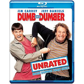 Importer des muet & Dumber USA [BLU-RAY]