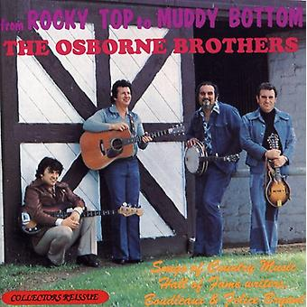 Osborne Brothers - From Rocky Top to Muddy Bottom [CD] USA import