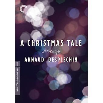 En jul fortelling [DVD] USA import
