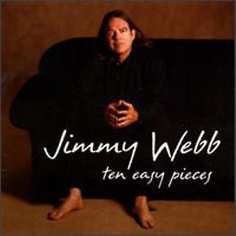 Jimmy Webb - Ten Easy Pieces [CD] USA import