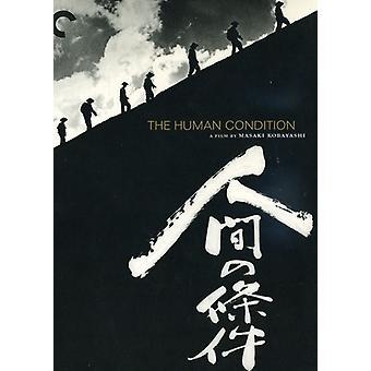 Menneskelige tilstand [DVD] USA importerer