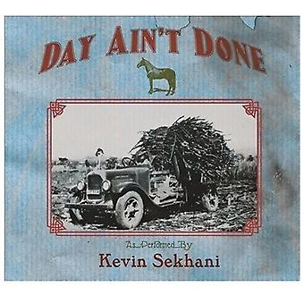 Kevin Sekahni - Day Aint Done [Vinyl] USA import