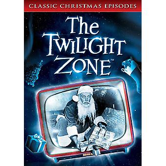 Twilight Zone: Classic Christmas episoder [DVD] USA import