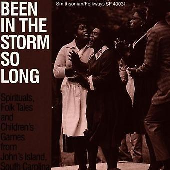 Dans la tempête So Long - importation USA Spirituals & Folk Tales [CD]