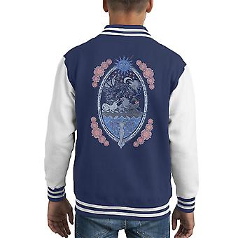 Ye Olde Thron Game Of Thrones Kid Varsity Jacket