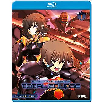 Muv Luv Alternative: Collection 1 [BLU-RAY] USA import
