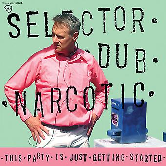 Selector Dub Narcotic - This Party Is Just Getting Started [CD] USA import