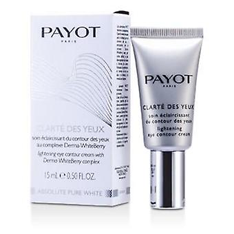 Payot Absolute Pure White Clarte Des Yeux Lightening Eye Contour Cream - 15ml / 0.5oz