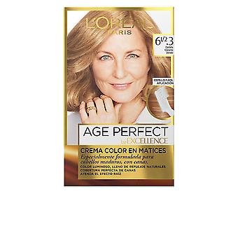 L'Oreal Make Up Excellence Age Perfect Tinte #61/2,3-castaño Clarisimodorado For Women