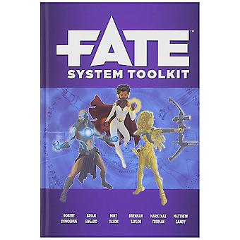 Fate System Toolkit - Book