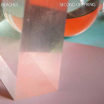 Beaches - Second of Spring [CD] USA import