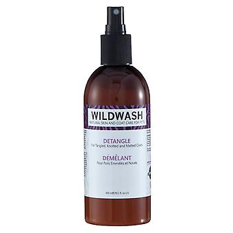 Wildwash Detangle Dog Spray for Tangled, Knotted & Matted Coats