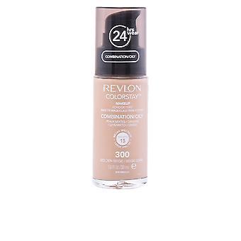 Revlon Colorstay Foundation Kombination/ölige Haut #310-warmen goldenen für Frauen