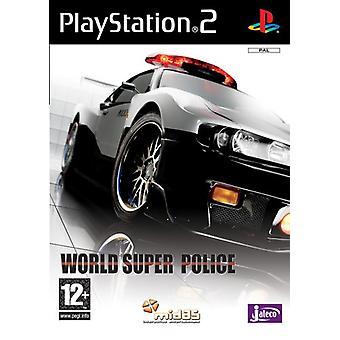 Kousoku Kidoutai World Super Police (PS2) - Nowa fabryka zamknięta