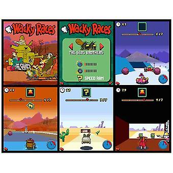 Wacky Races (PS2) - Nieuwe fabriek verzegeld