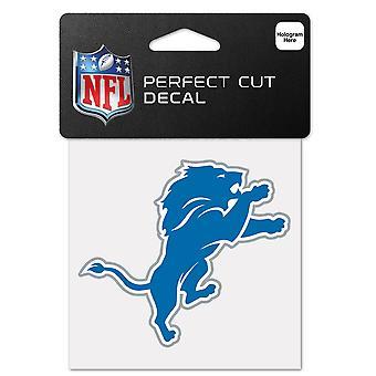 Wincraft decal 10x10cm - NFL Detroit Lions