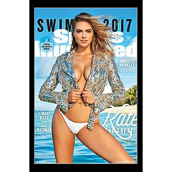 Sports Illustrated - Kate Upton Cover #1 2017 Poster Print