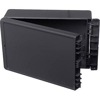 Bopla Bocube B 261706 ABS-7024 96036324 Carcasa de montaje en pared, Soporte de montaje en pared 170 x 271 x 60 Acrilonitrilo butadieno estilizado grafito gris grafito (RAL 7024) 1 ud(s)